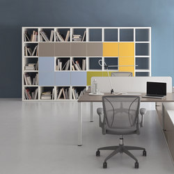 DV525 - Modular Bookshelves