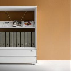 Primo 1000 Open Cabinets