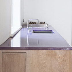 Table tops and kitchen