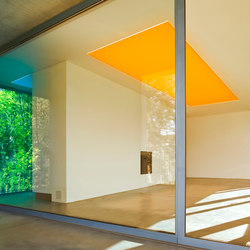 Horizontal RGB Light Boxes