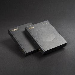 Cookbook-Set FEUER & RING