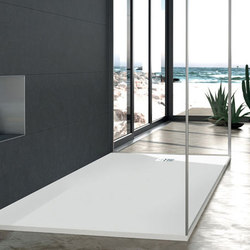 blu•stone™ shower base
