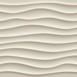 3D Wall Sinuous Motifs