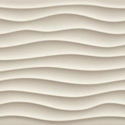 3D Wall Sinuous Motifs