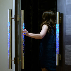 Morphic Illuminated Door Handles