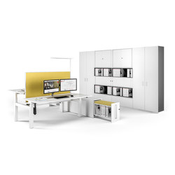 Canvaro Compact Desking programme