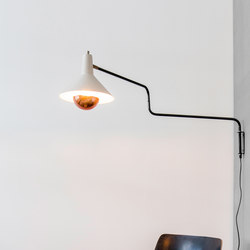 Wall Lamp No.1602: The Paperclip