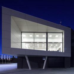 In-Tile Workspace Lighting