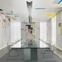 Rockefeller Dining Room | Haus Konstruktiv | Zurich | Switzerland