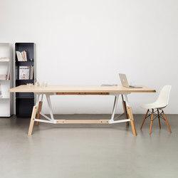 Stammtisch rectangular table