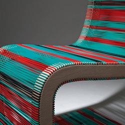 Cord chairs