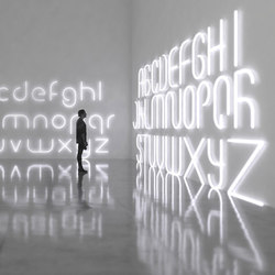 Alphabet of light