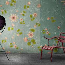 flora & fauna | aqua lilium