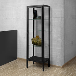 GB 175 glass cabinet