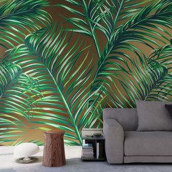Luminous Palms
