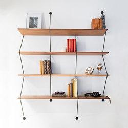 Climb shelving system