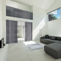 i-Frame Sliding Door