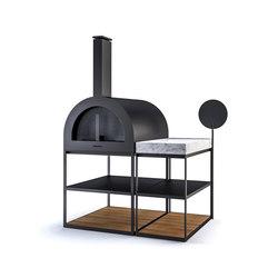 BBQ Wood Oven