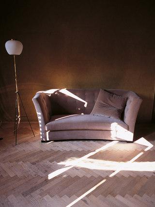 caress by flexform mood product. Black Bedroom Furniture Sets. Home Design Ideas
