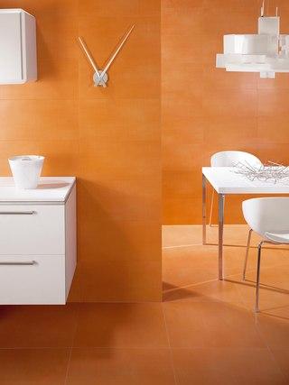 linnox by tau ceramica n car naranja oc ano. Black Bedroom Furniture Sets. Home Design Ideas