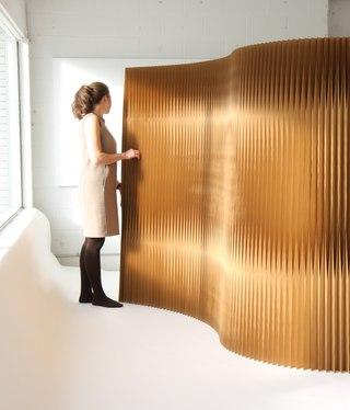 Con aire amatista decoraci n y dise o biombos - Separador de espacios ...