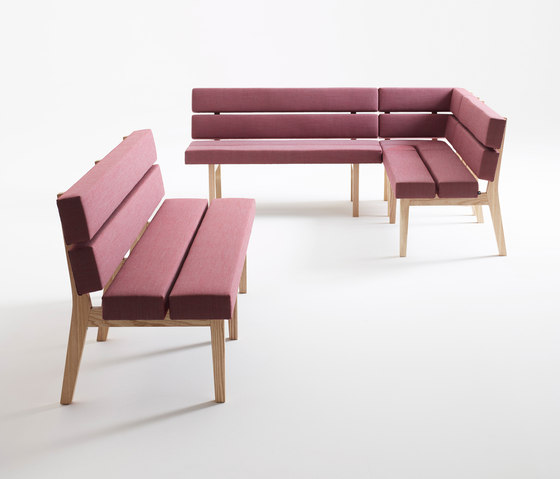 Kamón Bench 373/374 by Karl Andersson
