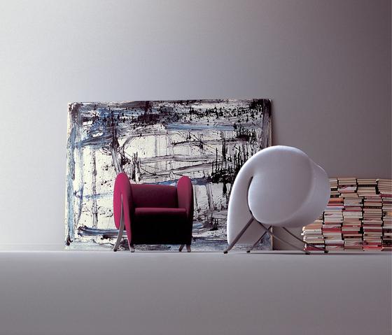 Virgola Armchair by ARFLEX
