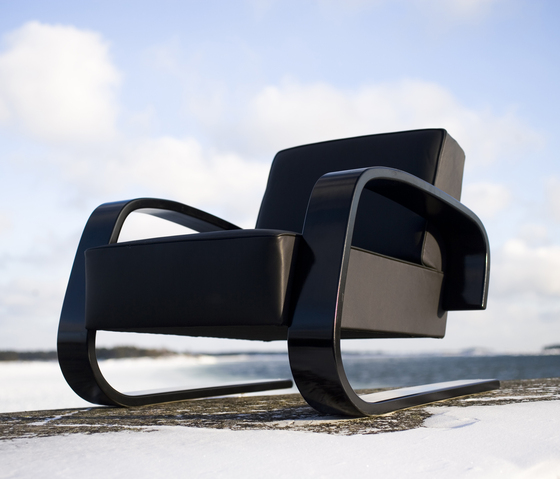 "Armchair 400 � Tank� Lounge Chairs From Artek: ARMCHAIR 400 ""TANK"" - Armchairs From Artek"