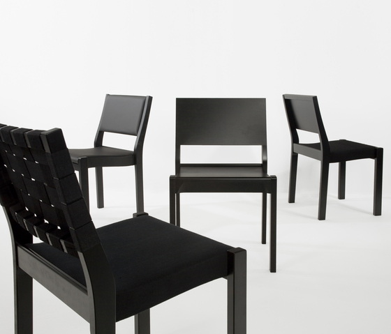 Chair 611 by Artek