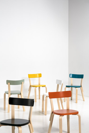 Chair 69 by Artek