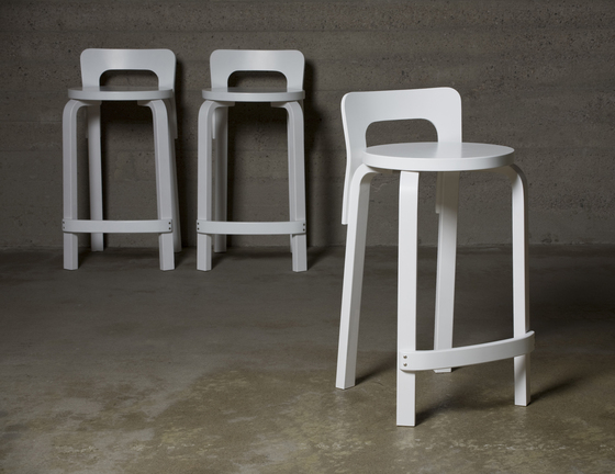 High Chair K65 de Artek