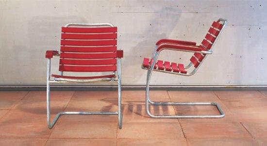 The garden armchair de Atelier Alinea