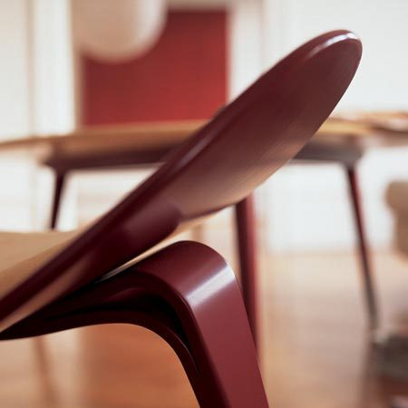 CH07 Shell Chair by Carl Hansen & Søn