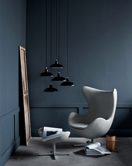 Egg™ | 3316+3127 by Fritz Hansen