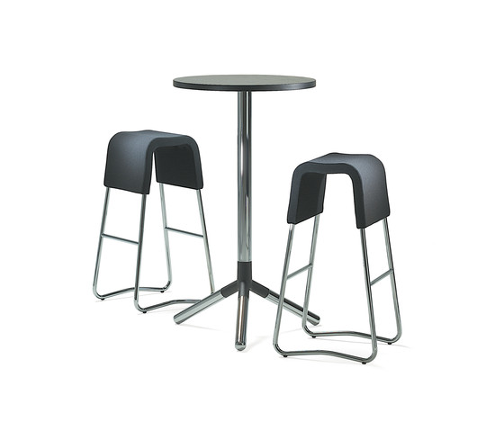 Plint bar stool de Materia