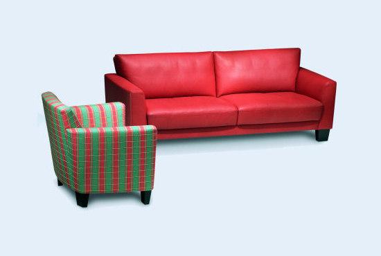Odessa armchair by Wittmann