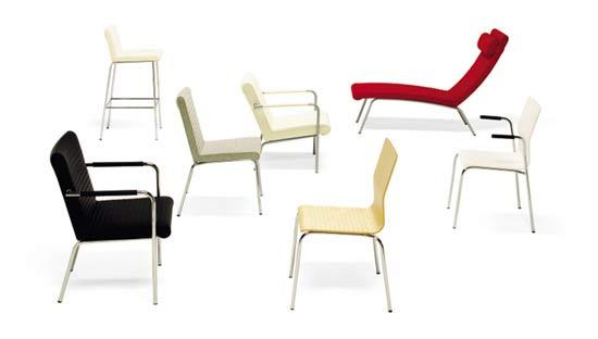 Quilt armchair by OFFECCT