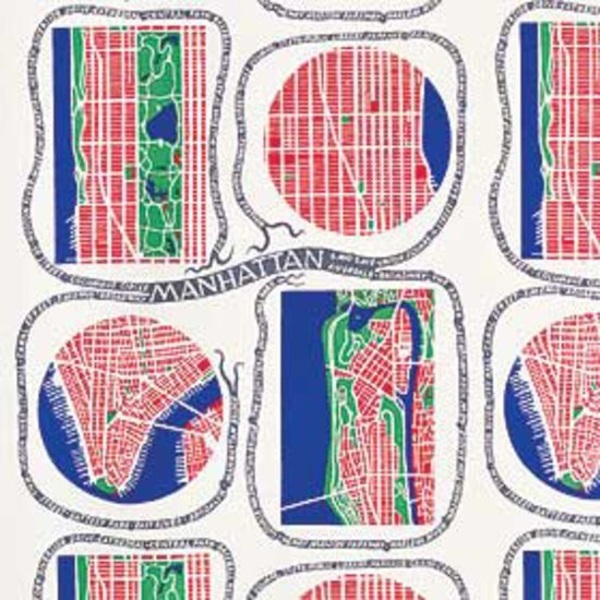 Manhattan Linen by Svenskt Tenn