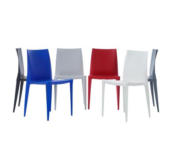 The Bellini Chair | Model 1000 | Black by Heller