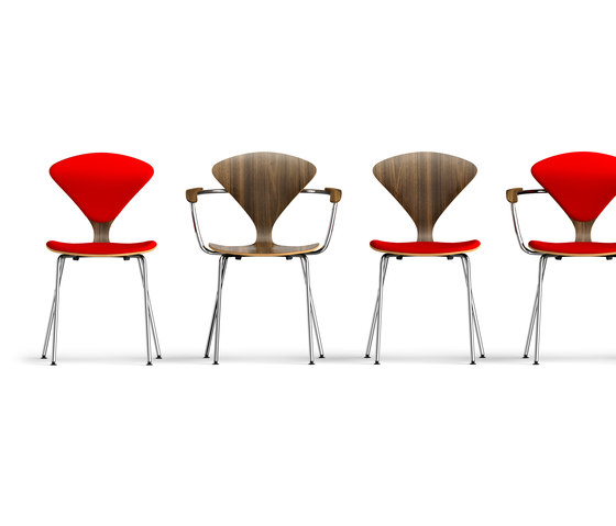 Cherner Metal Base Chair de Cherner