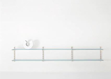 Continua Glass by Pallucco