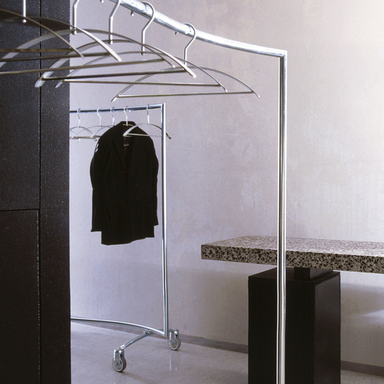 Wave clothes rack by Inno