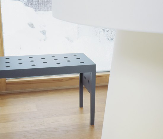 Air Bench di ASPLUND