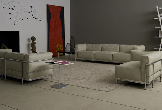 LC3 3-seater by Cassina