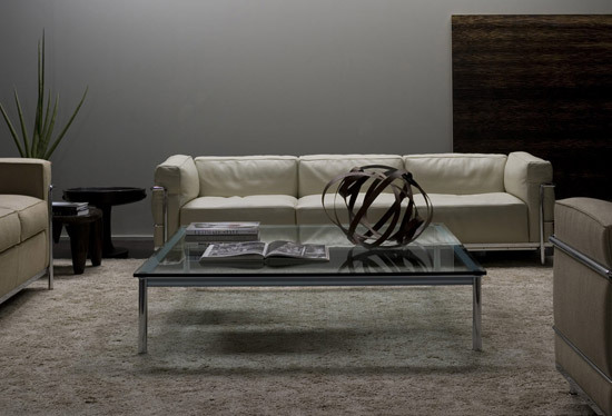 LC3 Armchair de Cassina