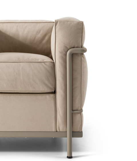 LC2 armchair by Cassina