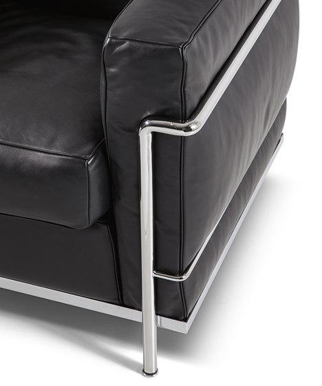 lc2 de cassina fauteuil maison la roche fauteuil. Black Bedroom Furniture Sets. Home Design Ideas