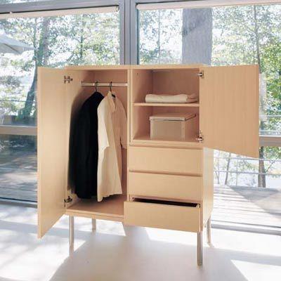 Moduli wardrobe de Muurame