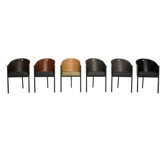 Costes easychair mogano by Driade