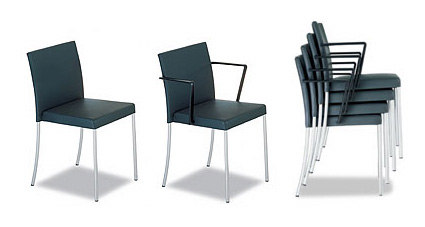 Jason Lite 1700 chair by Walter Knoll